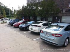 Tesla destination charging facility, also Pittsburgh EV landmark will be demolished