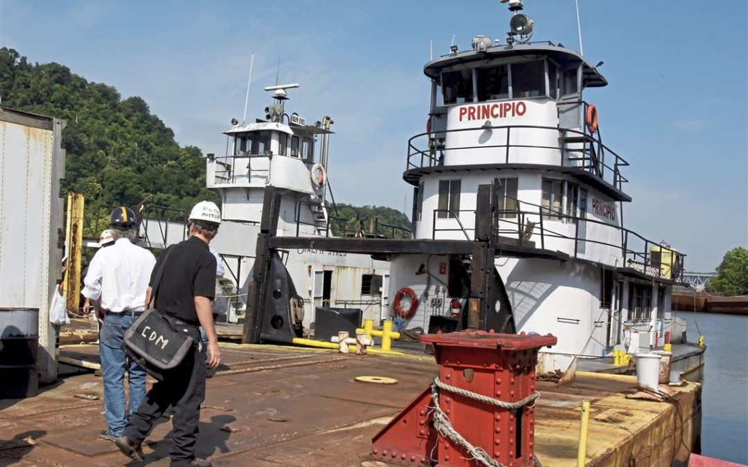 U.S. Maritime grant aims to find cleaner river towboat engine